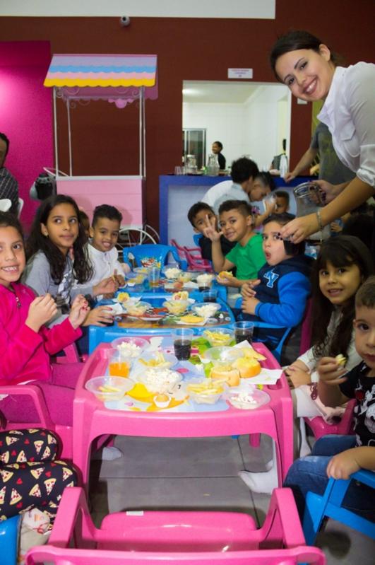 Buffet para Aniversário Infantil Preço Vila Municipal - Buffet a Domicílio para 20 Pessoas