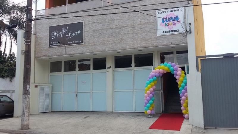 Onde Encontro Buffet de Festa Infantil Vila Quitaúna - Buffet Aniversário Infantil