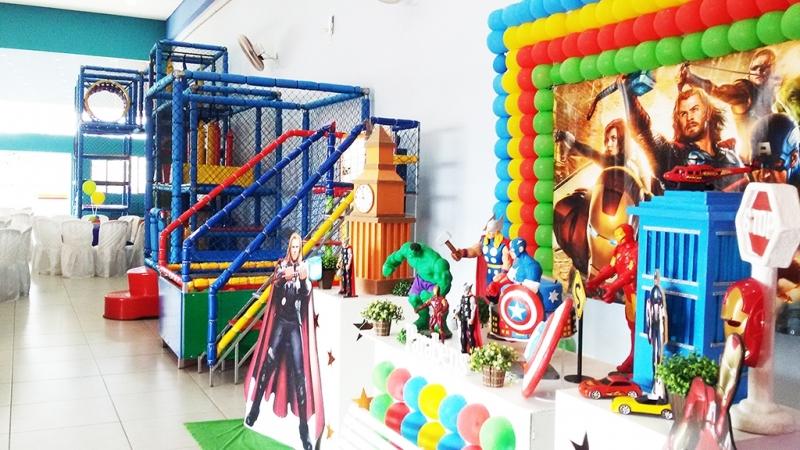 Onde Encontro Buffet Infantil Jardim Leonor - Buffet Infantil