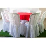 aluguel de mesa para casamento preço Jardim Veloso
