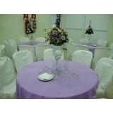 aluguel de mesa para casamento Jardim Leonor