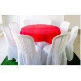 aluguel de mesas de festa Tamboré -