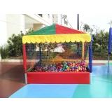 buffet a domicílio infantil valor Vila Municipal