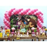 buffet de aniversário infantil Tamboré -