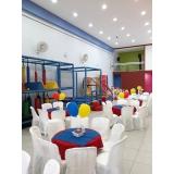 buffet festa infantil preço TUPANCI