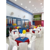 buffet festa infantil preço Parque Flórida