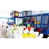 buffet infantil 150 pessoas valor Jardim Leonor