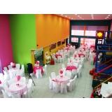 buffet infantil a domicílio preço Parque Flórida