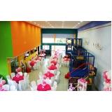 buffet infantil Aldeia de Barueri
