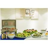 buffet para almoço preço Jardim Leonor