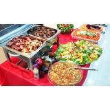 buffet para almoço Jardim Veloso