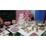 buffet para aniversário infantil Parque Flórida