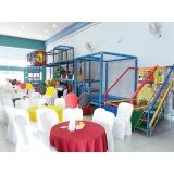 buffet para festa infantil Vila Municipal