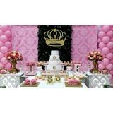 decoração e buffet infantil