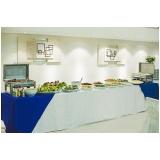buffets para almoço Vila Quitaúna