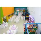 buffets para festa infantil Vila Cristina