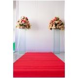 locação de arranjos prontos para casamento valor TUPANCI