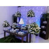 locação de arranjos prontos para casamento Jardim das Belezas