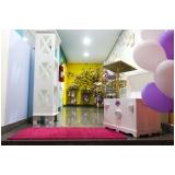 locação de espaço para aniversário infantil valor Parque Flórida