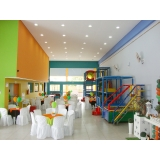 locação de espaço para aniversário Vila Cristina