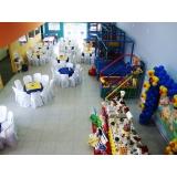 locação de espaço para festa Jardim Veloso