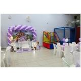 locação de espaço para festas e eventos valor Vila Mercês