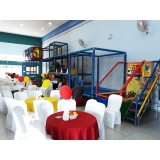 locação de espaço para festas e eventos Tamboré -