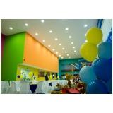 locação de espaço para festa de aniversário