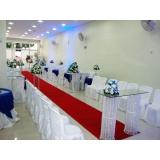 locação de tapete para casamento preço MUTINGA