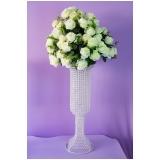locação de vasos para casamento preço Tamboré -