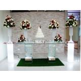 locação de vasos para casamento Vila Cristina