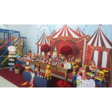 onde encontro buffet para aniversário infantil Jardim Leonor