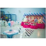 onde encontro buffet para festa infantil Vila Cretti