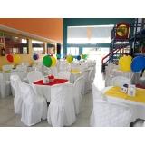 onde encontro buffet para formatura infantil Parque Flórida