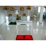 onde encontro locação de artigos de decoração para festa Vila Cristina