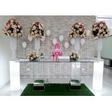 onde encontro locação de artigos para decoração casamento Osasco