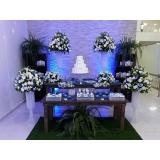 onde encontro locação de artigos para decoração de casamento Vila Cristina
