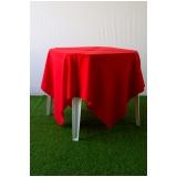 quanto custa aluguel de mesa para festa de aniversário Tamboré -