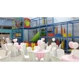 quanto custa buffet de festa infantil Boa Vista