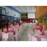 quanto custa buffet para festa infantil Jardim Maria Beatriz
