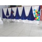 quanto custa buffet para formatura infantil Vila Quitaúna
