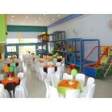 quanto custa locação de espaço para festas e eventos Tamboré -